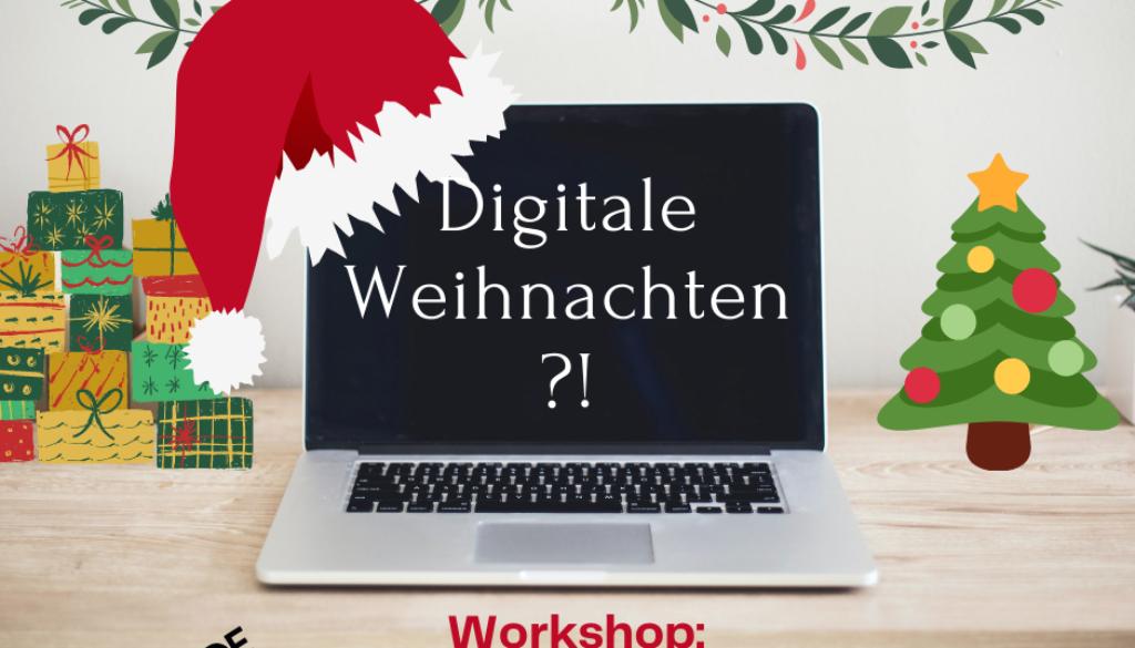 Digitale Weihnacht