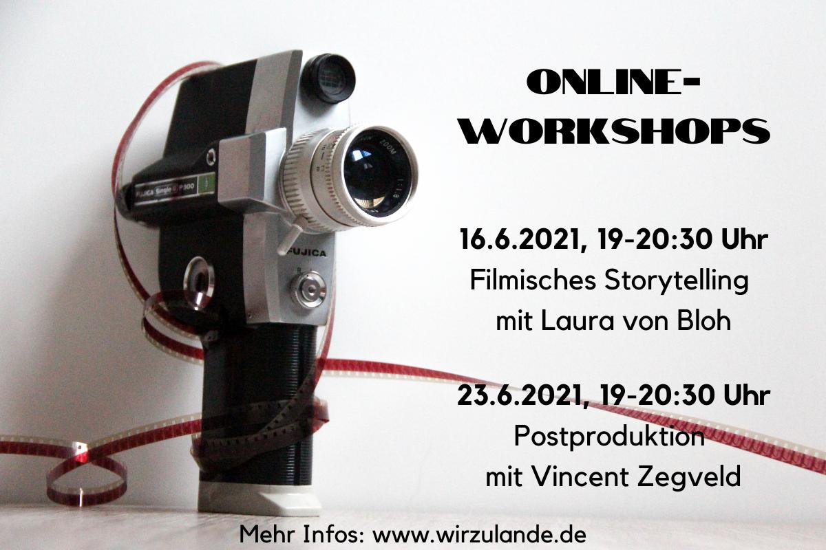 Online-Workshop Film Blog