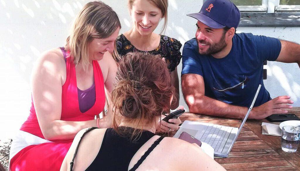 Social Media Workshop_Coconat_(c) Ana Isabel Rodriguez